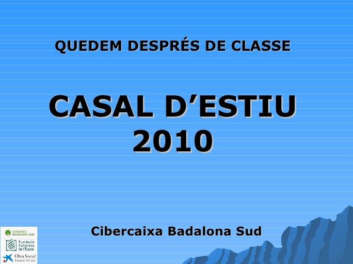 QDC Estiu 2010
