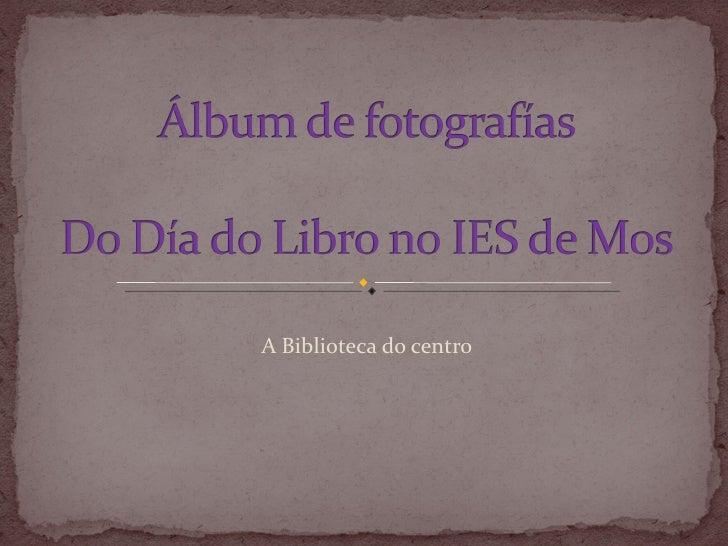 Fotos Día do Libro