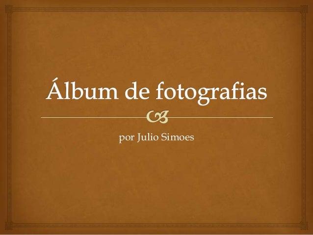 por Julio Simoes