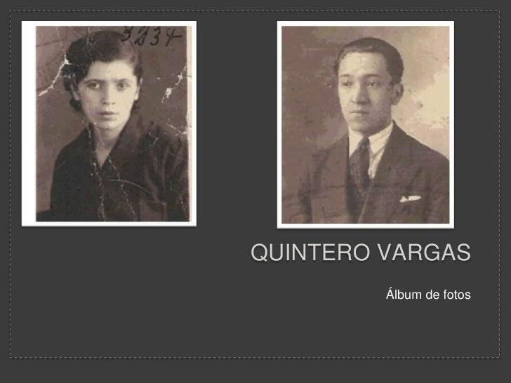 Quintero Vargas fotos