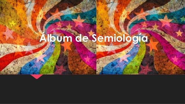 Álbum de Semiología