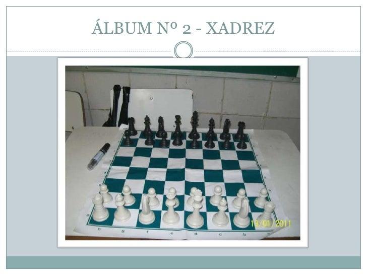 áLbum nº 2   xadrez