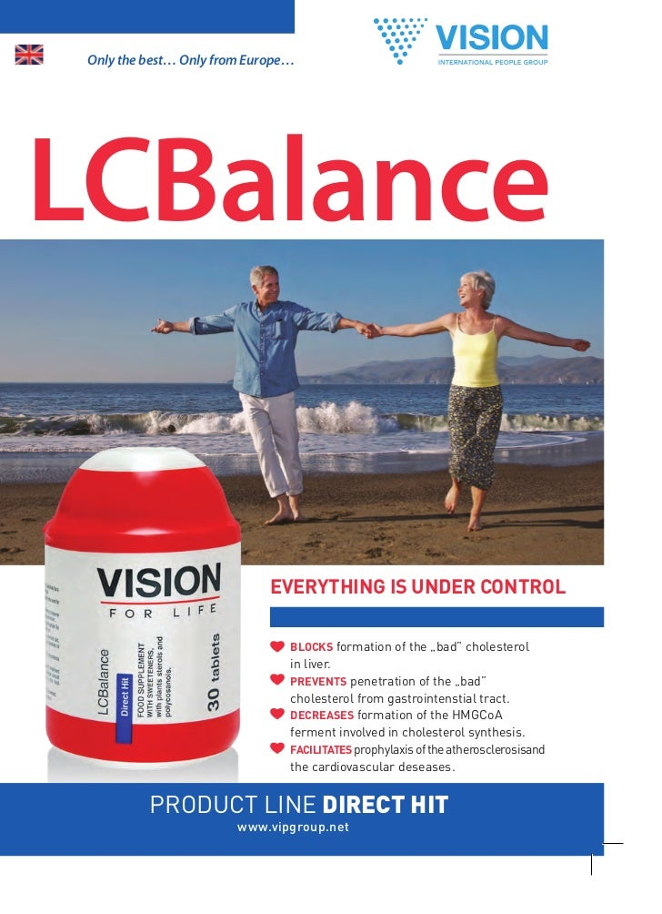 Only the best… Only from Europe…LCBalance                             EVERYTHING IS UNDER CONTROL                         ...