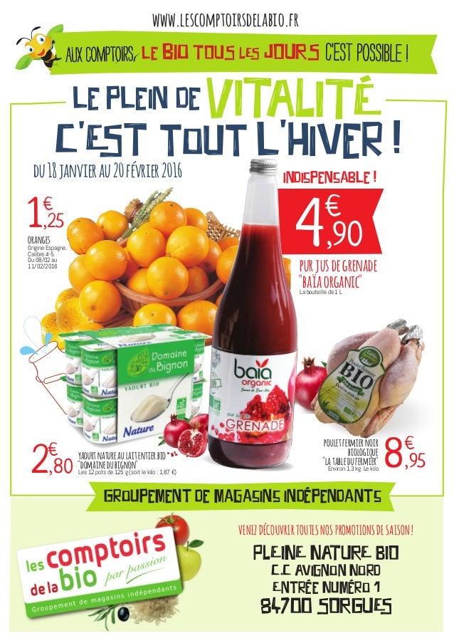 """purjusdegrenade """"baïaorganic""""La bouteille de 1 L indispensable ! 4€ ,90 yaourtnatureaulaitentierbio """"domainedubignon"""" Les ..."""