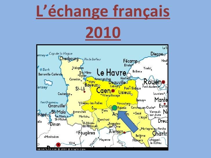 L'échange français 2010