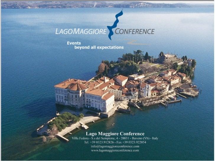 Lago Maggiore Conference hotels and events venues