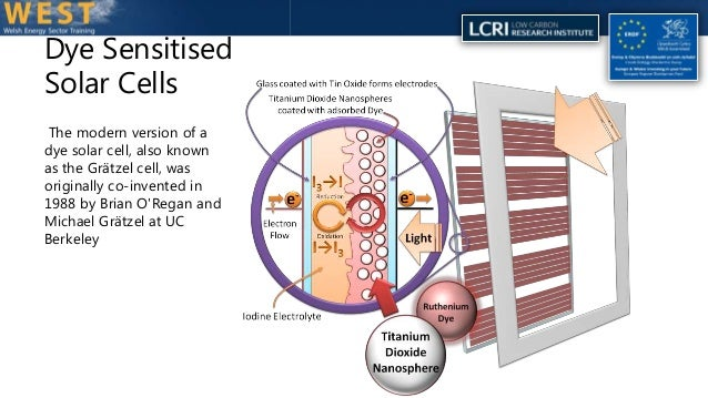 Simple Photovoltaic Cell Cells • Simple to Make
