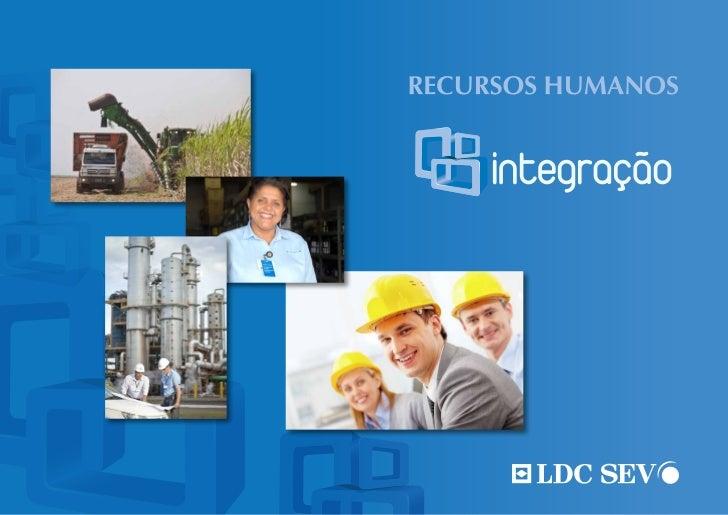 LDC - Integração de novos funcionários