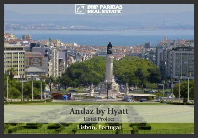 Andaz by Hyatt - Hotel Project - Miguel Guedes de Sousa