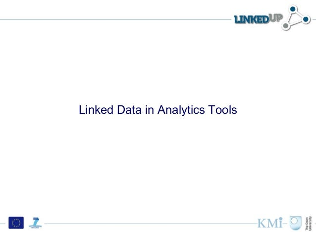 Linked Data in Analytics Tools
