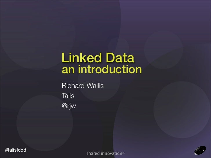Linked Data an Introduction