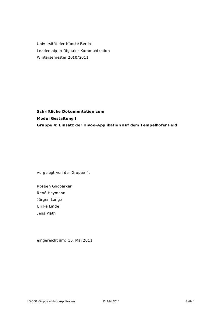 Ldk g1 hiyoo gesamtdokumentation 2011 05-15