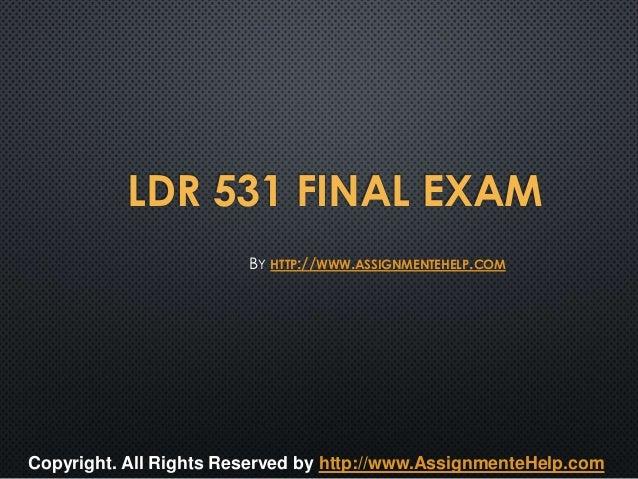 eco 561 final exam 2015