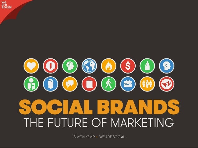 We Are Social: the future of marketing #ebook