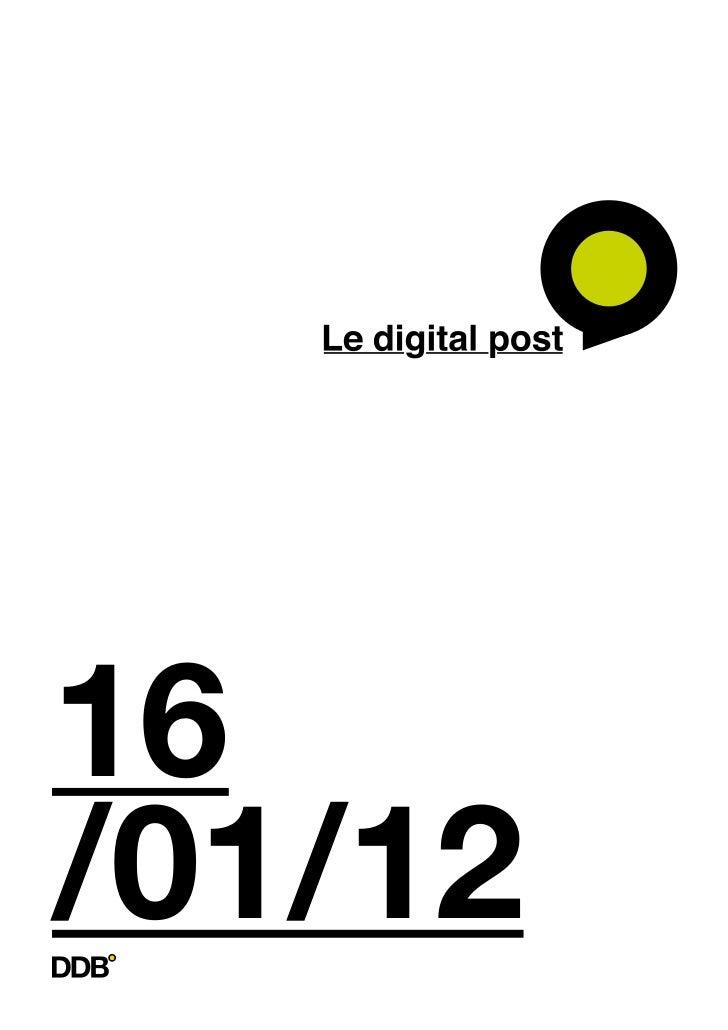 Digital post n°82