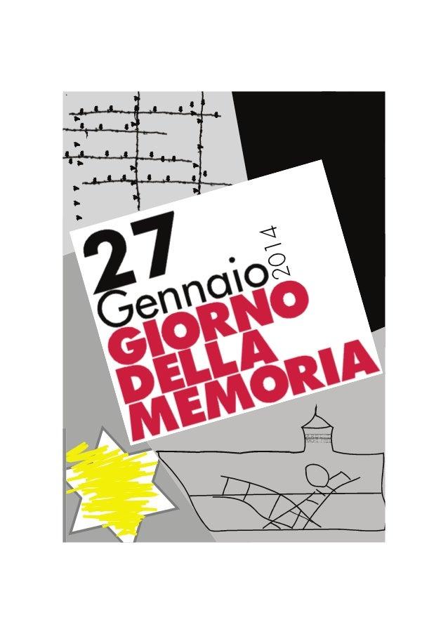 Le iniziative a Torino del Museo Diffuso della Resistenza per la giornata della Memoria 2014