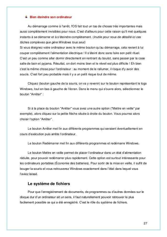 systeme d exploitation windows pdf