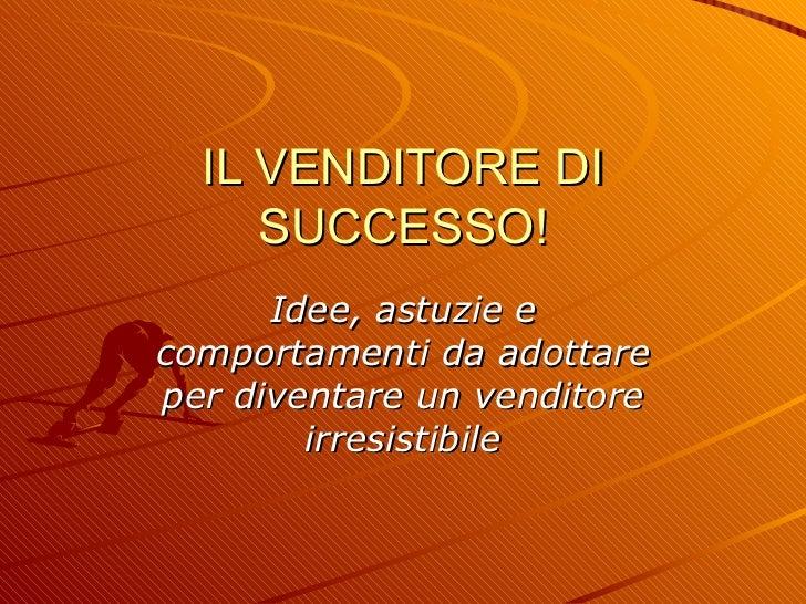 Le 10 regole_del_venditore