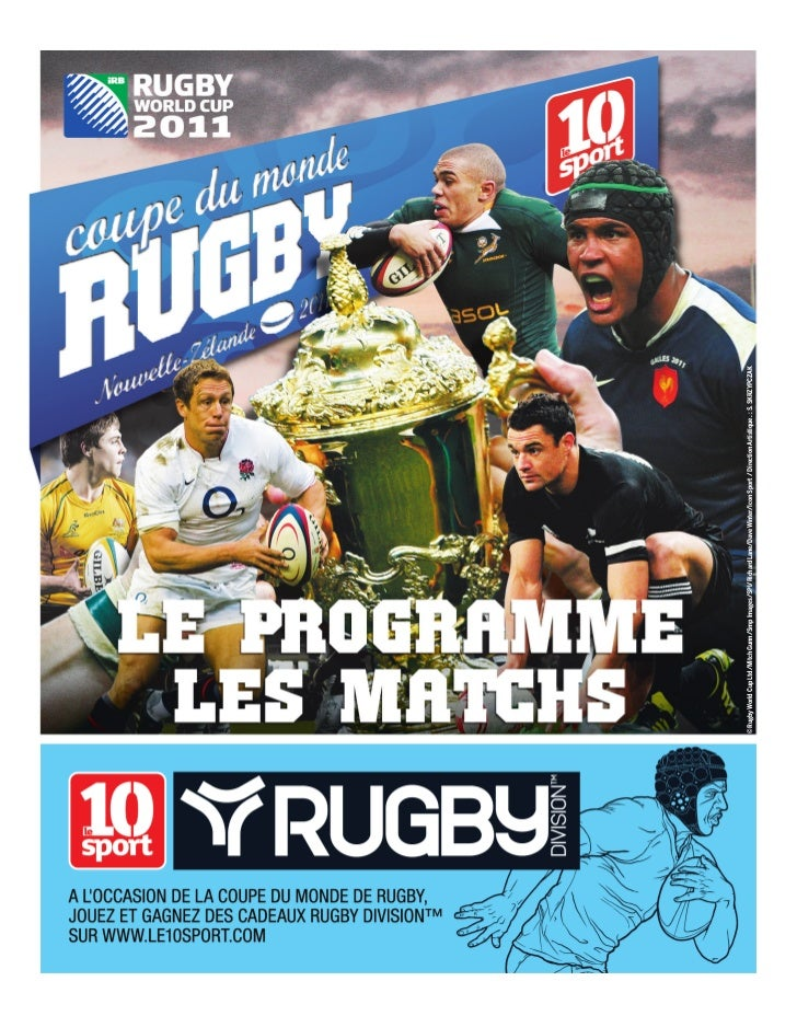 © Rugby World Cup Ltd/Mitch Gunn/Smp Images/SPI/Richard Lane/Dave Winter/Icon Sport / Direction Artistique . : S. SKRZYPCZAK