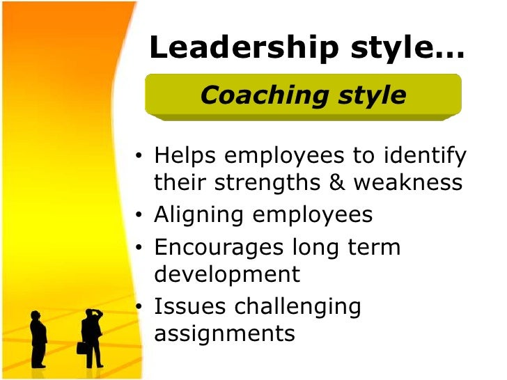 benevolent leadership style The leadership style varies with the kind of people the leader interacts and deals with a perfect leadership style is one which assists a leader in getting the best out of the people who follow him.