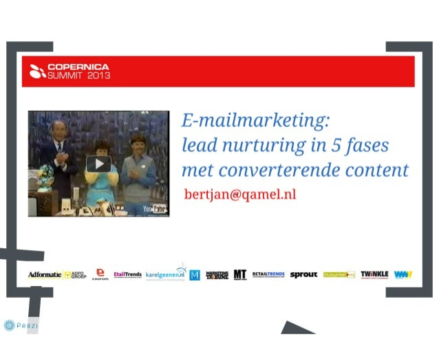 E-mailmarketing: lead nurturing in 5 fases met converterende content