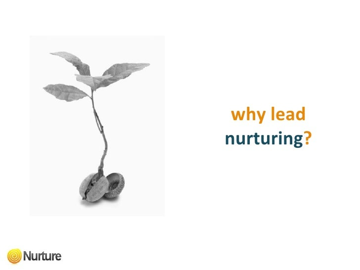 Introduction to Lead Nurturing - Presenting Nurture