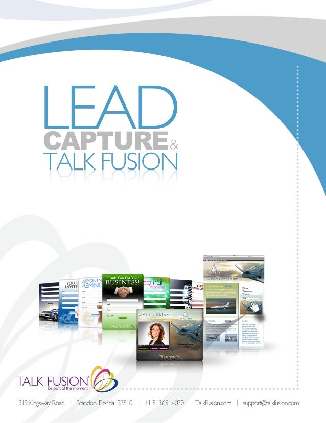 Lead captureandtalkfusion en