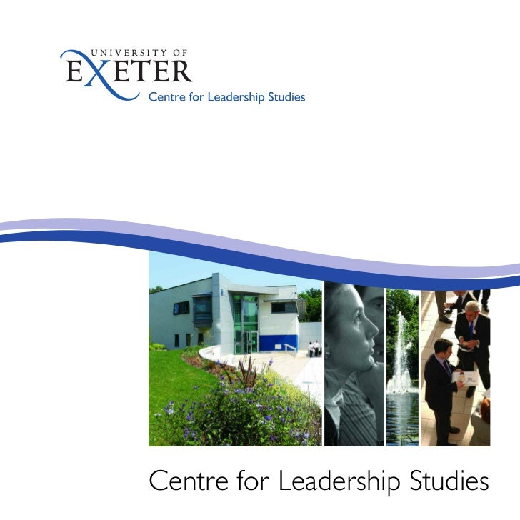 Centre for Leadership Studies