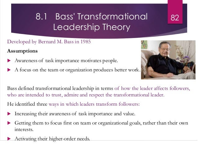 quantum transformational and dynamic leader follower relationship model
