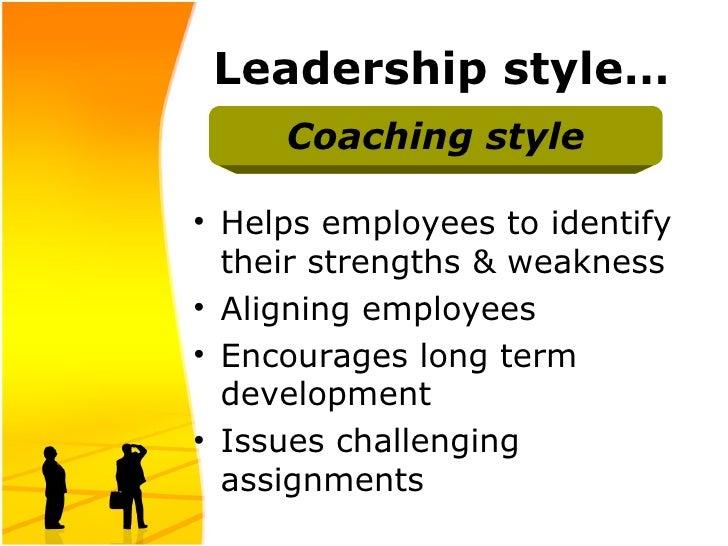 essays on nursing leadership styles