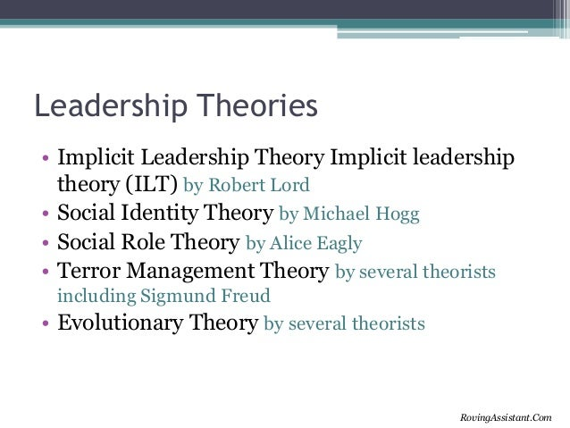an analysis of leadership theories for crystels change initiative Organizational change theory: implications for health promotion practice development and success of health promotion initiatives theory has a valuable.