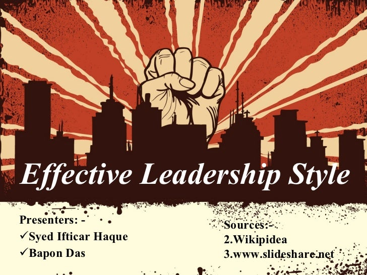autocratic democratic and other leardship styles pdf