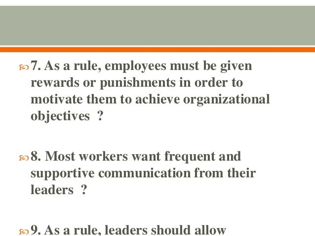 when should a leader allow subordinates If you think employees should be allowed to you should never let a subordinate leadership and performance management for the business journals.