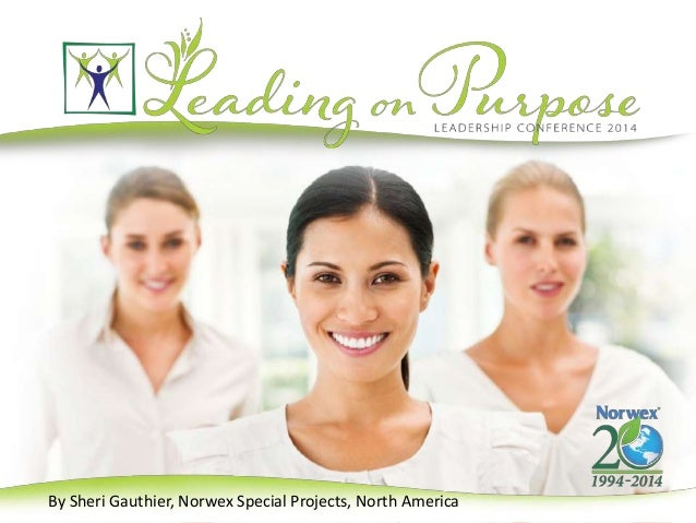 Norwex Leadership 2014 - Social Media and Online Tools - Sheri Gauthier