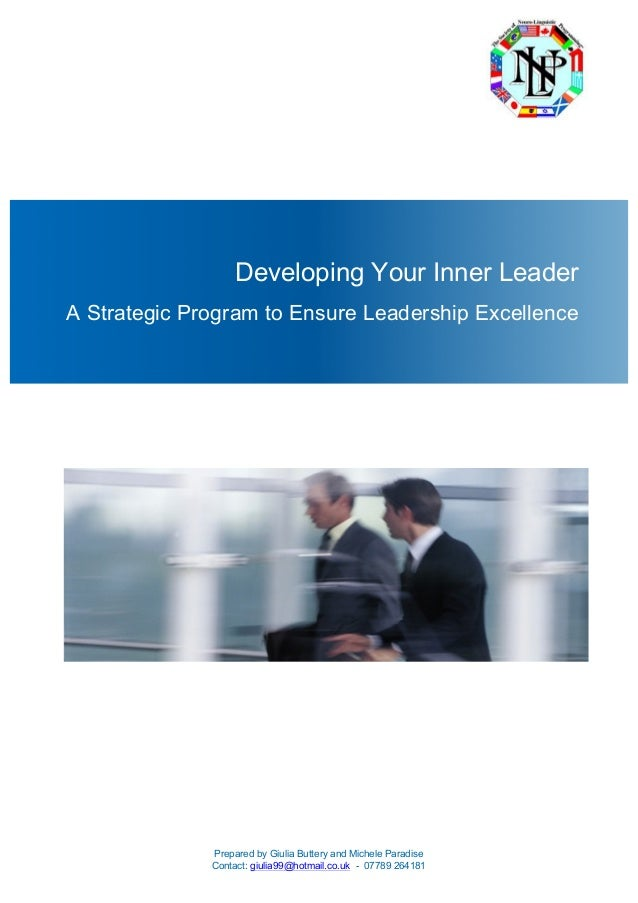 Leadership and Influencing program