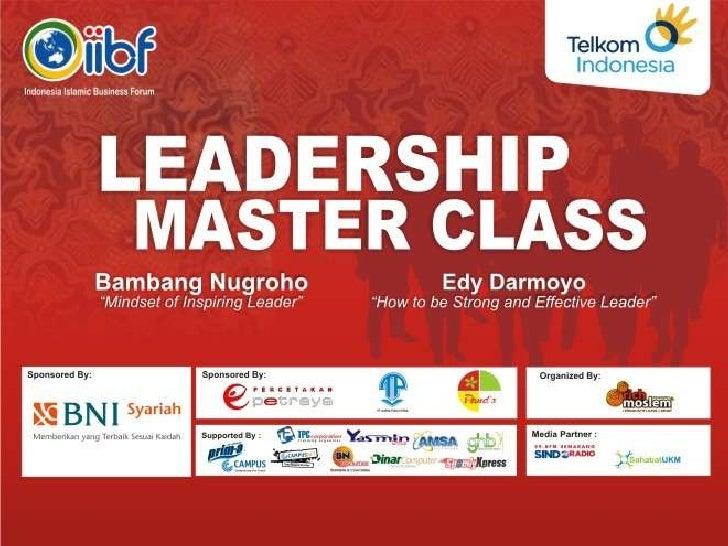 STEP PERTAMA      MENJADIPEMIMPIN BESARby: Coach Bambang Nugroho
