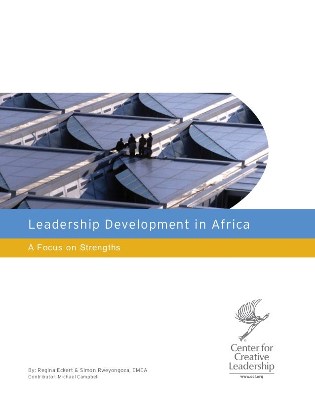 Leadership developmentafrica 1