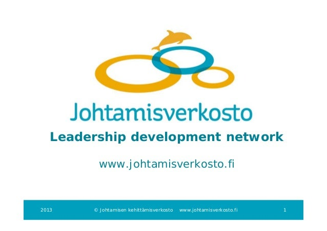 Leadership development network introduction