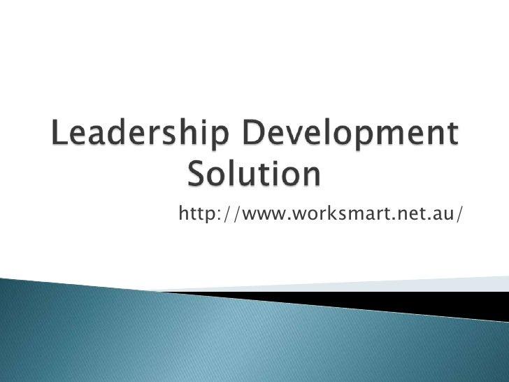 http://www.worksmart.net.au/