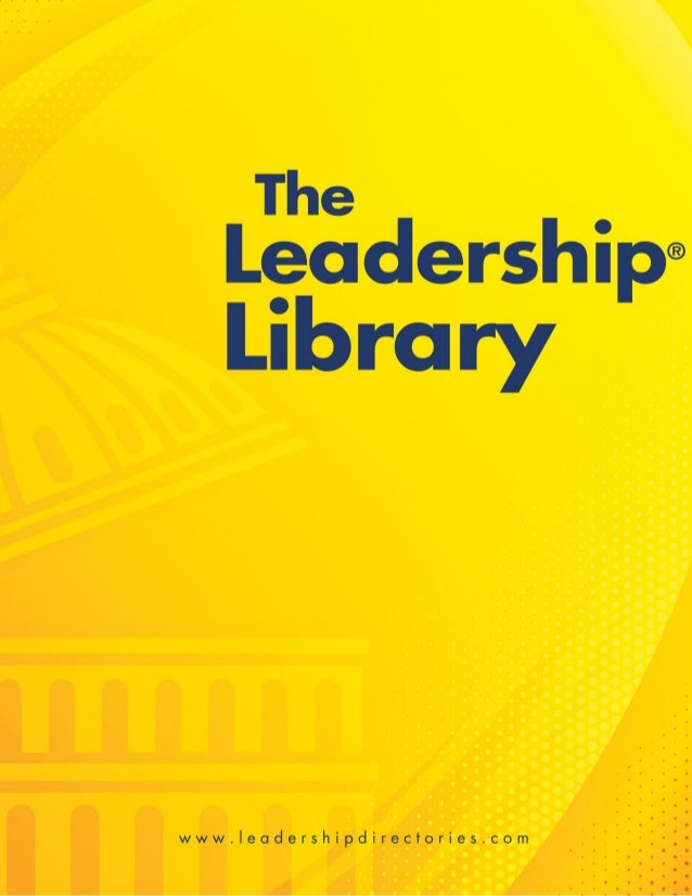 Leadership Directories & Networks Connections