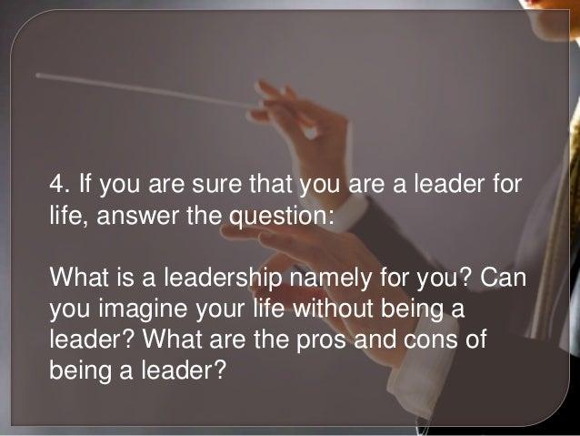 Leadership in groups essay
