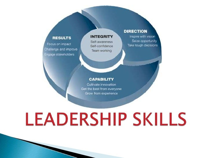 leadership vision paper