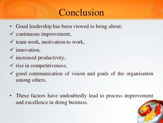 What are the most improtant qualities of a role model/leader?