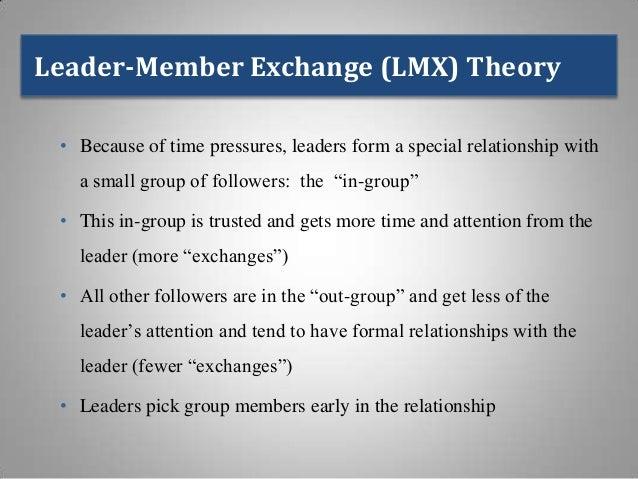 lmx theory