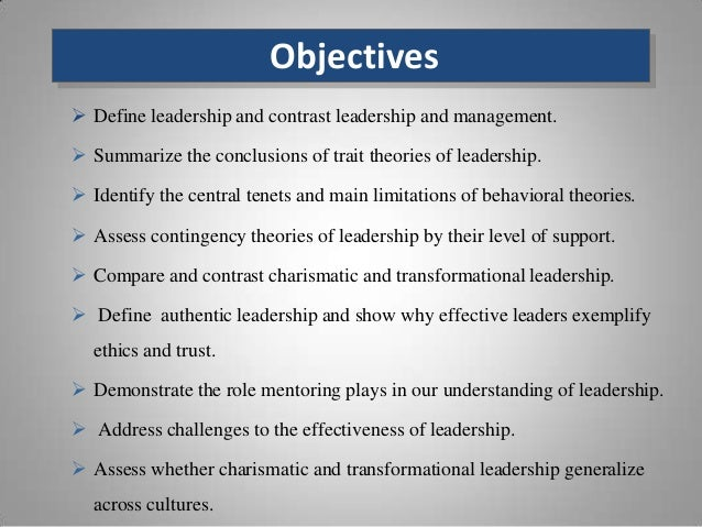 key attributes of the transformational style of leadership essay