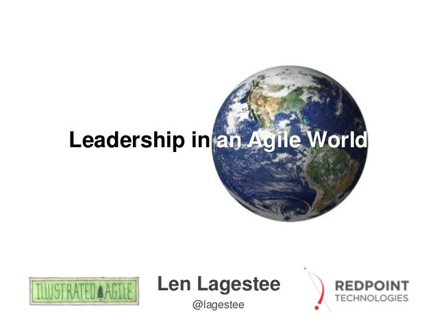 Leadership in an Agile World