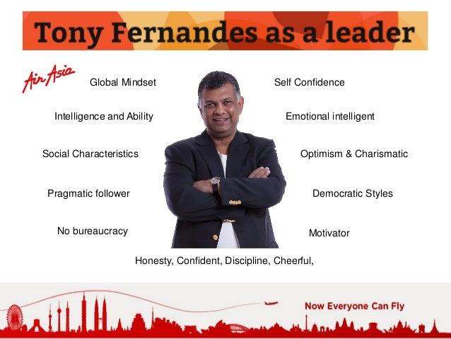 tony fernandes leadership skills