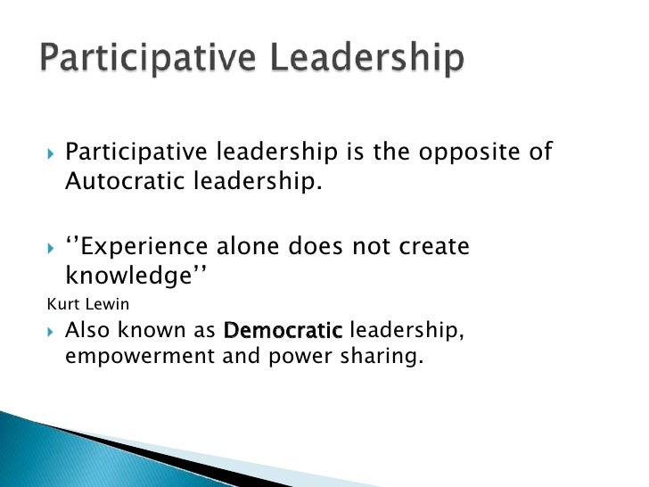 empowering leadership style Empowerment and leadership are actually closely related concepts a manager using empowerment to enable workers to make decisions independently while offering the necessary support and resources exhibits leadership.