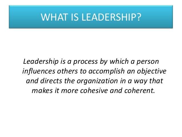 Leadership styles in youth work