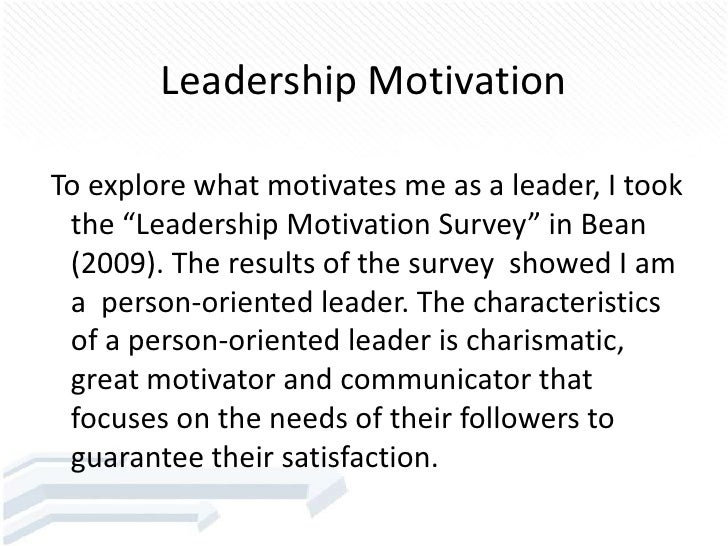what is leadership research paper